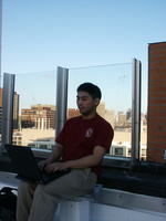 Stata Center rooftop