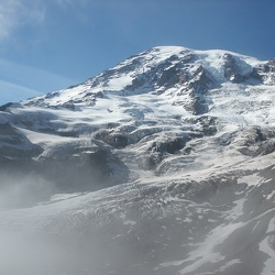 Mount Rainier area, August 2004