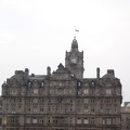 Balmoral Hotel (and Royal British Hotel next to it)