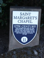 01268_st_margarets_chapel_sign
