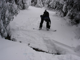 Oh no! A waterbar!