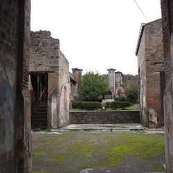 Day trip to Pompeii, December 17