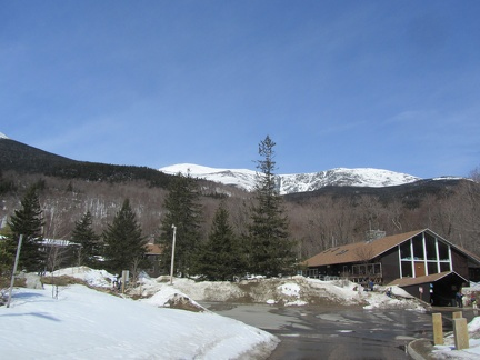 Pinkham Notch, again