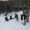Pinkham Notch crowd
