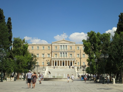 4487 greek parliament