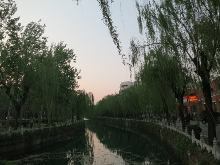 6679 canal on tsinghua campus