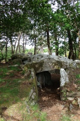 05045 dolmen kermaquer right on the beaten path but hidden