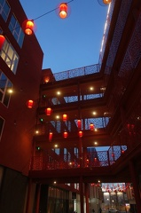 00066 red courtyard
