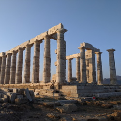 Sounion, October 30