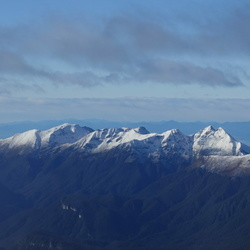 Heaphy Track and Canterbury, July 2020