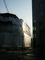 Building 46 (Brain and Cognitive Science), under construction